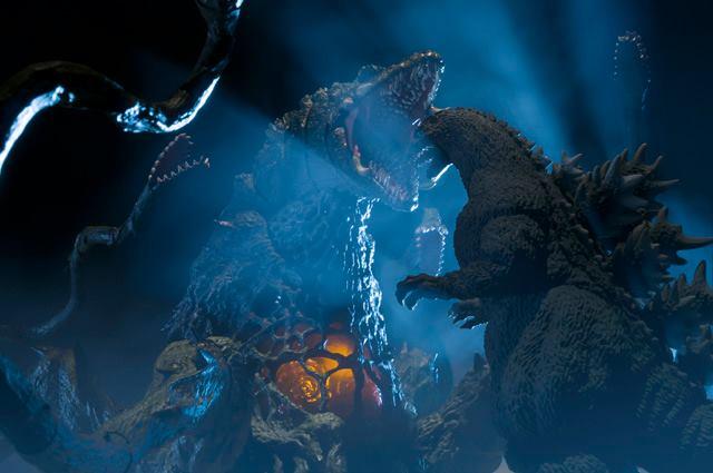 S.H.MonsterArts Biollante Info