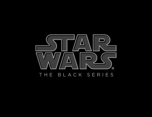 Hasbro 2013 Star Wars Black Series logo