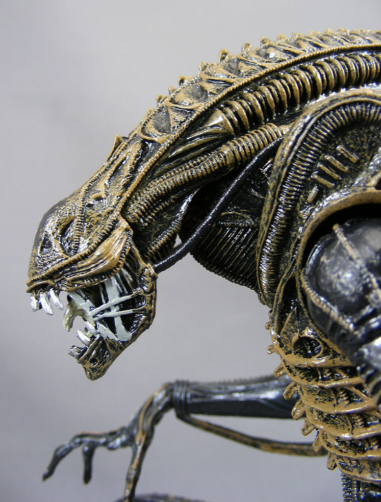Alien Movie Head