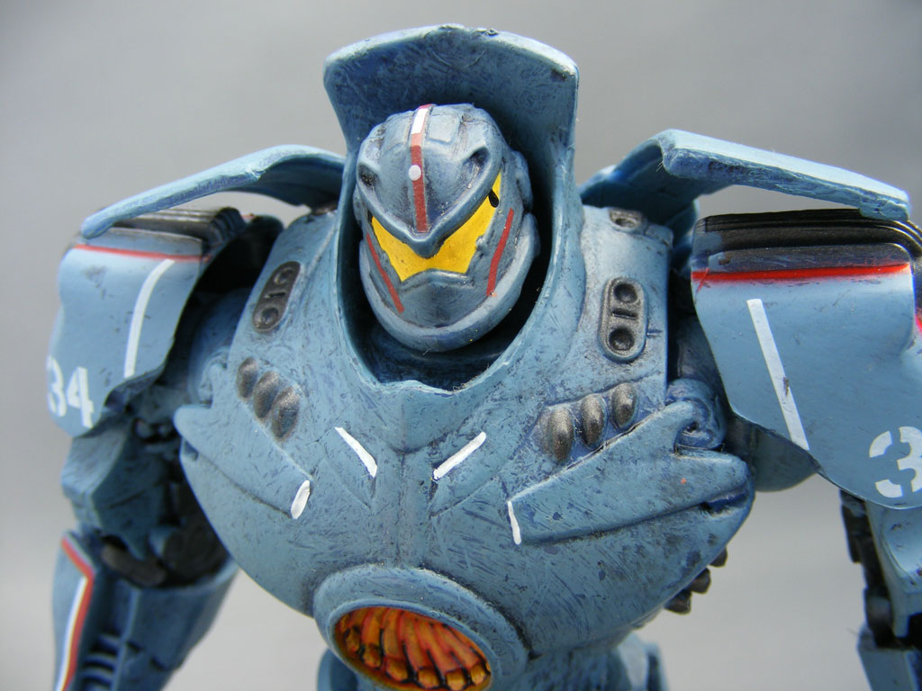 NECA working on Pacific Rim Series 3, Cherno Alpha to be part of it