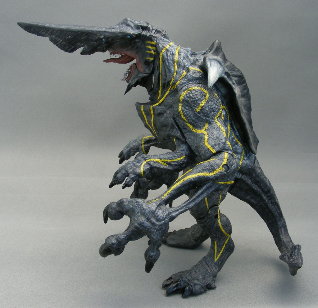 BROB Gives you the Superpower Lottery and sends you to a ... Pacific Rim Kaiju Knifehead