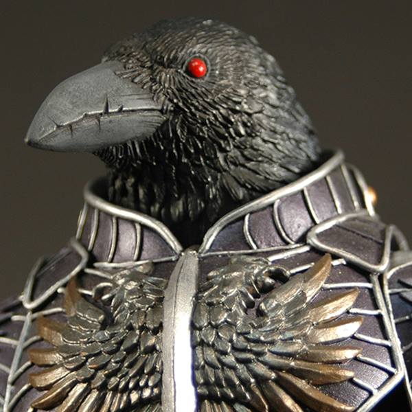 The Gothitropolis Ravens are go