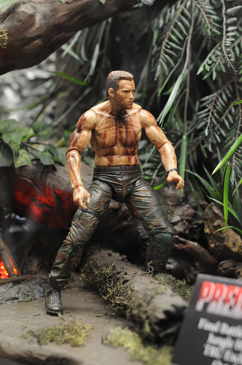 Poe's Point > Thoughts on SDCC 2013, Part I: Tamashii Nations, NECA
