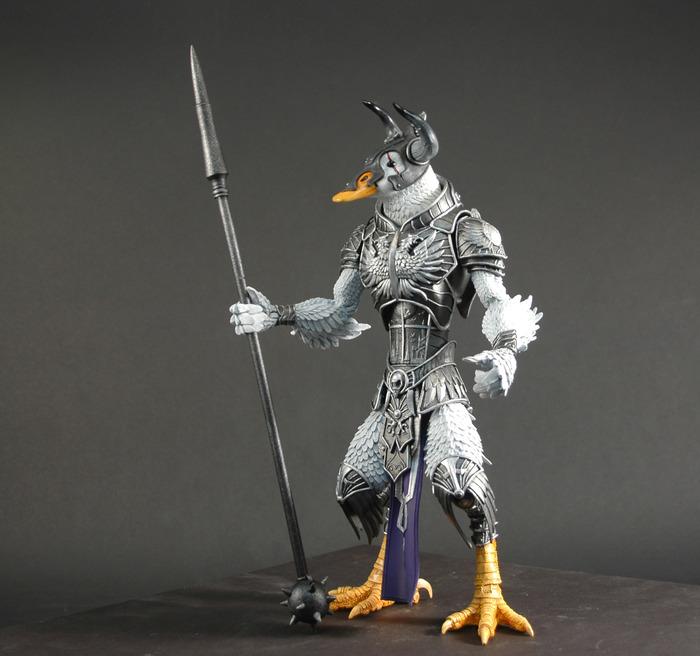 A few observations about the Ravens Kickstarter