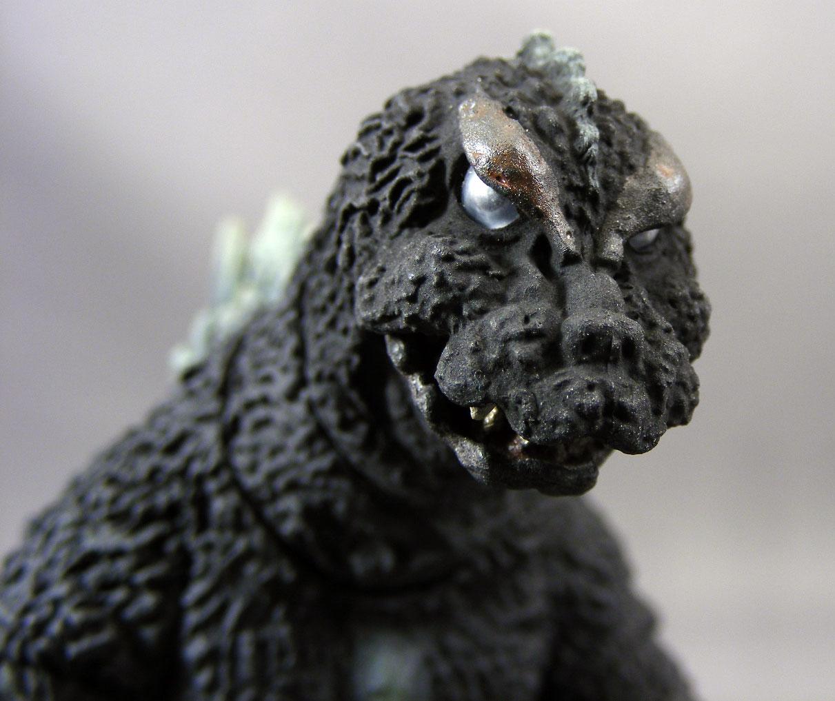 Review > Godzilla 1964 (S.H.MonsterArts, Tamashii Nations ...