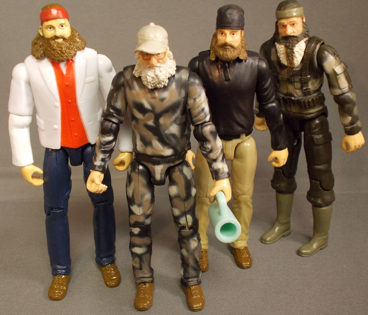 Guest Review > Willie, Jace, Phil, Si (Duck Dynasty/Adventure Wheels, Tree House Kids) by RZ