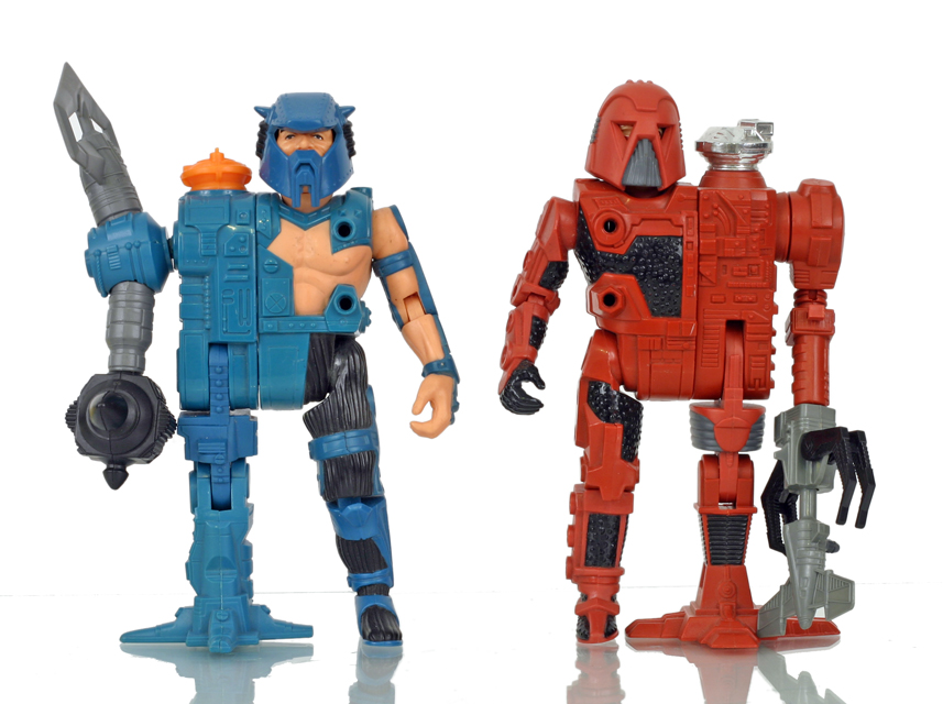 Super Review Wars DX > Doc Terror and Hacker (Centurions, Kenner) by The Enthusiast