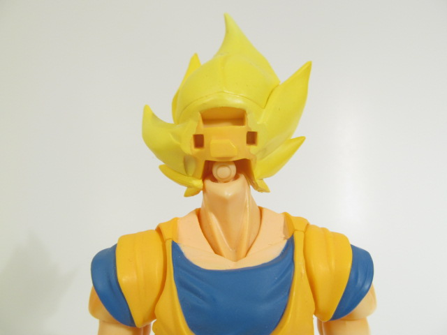 Super Review Wars DX > Super Saiyan Goku (S.H.Figuarts, Bandai)