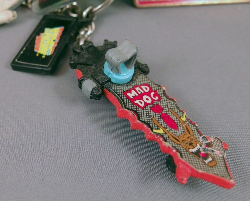 back-to-the-future-keychain
