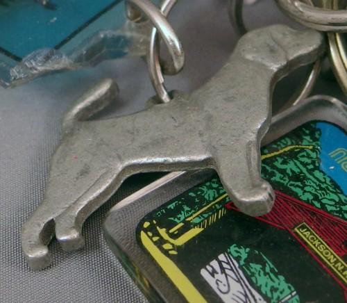beagle-keychain