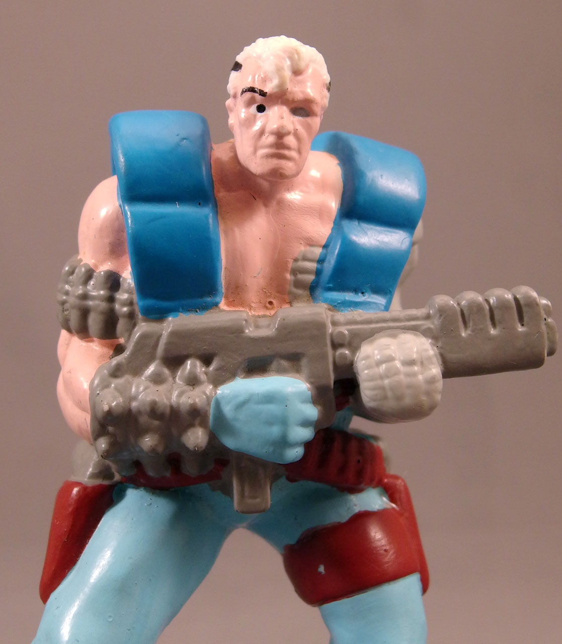 It Came From the Attic > Cable PVC figurine