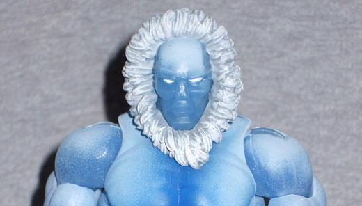 Doc Thomas Reviews > Icer (Masters of the Universe Classics, Mattel)