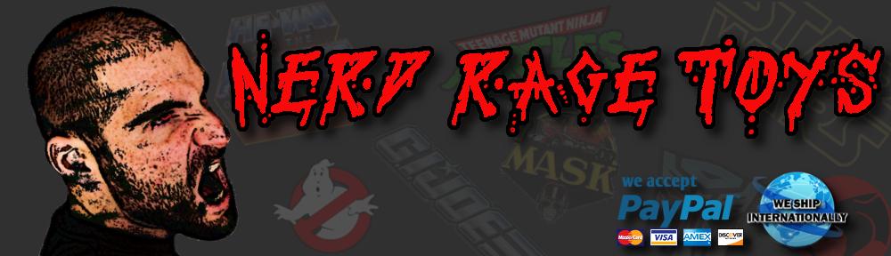 Sponsor Update > Nerd Rage Toys