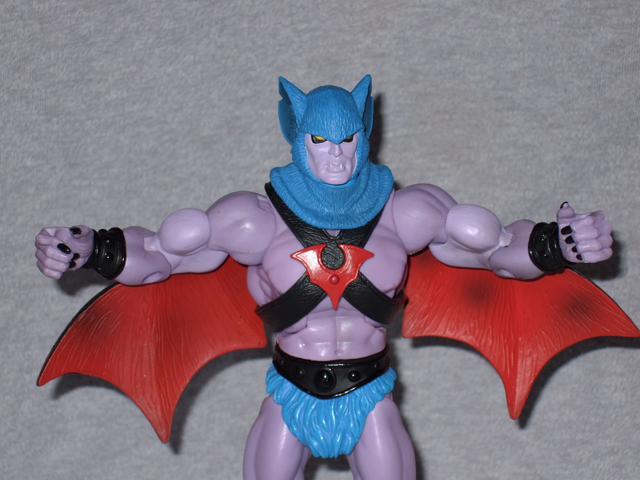 Doc Thomas Reviews > Batros (Masters of the Universe Classics, Mattel)