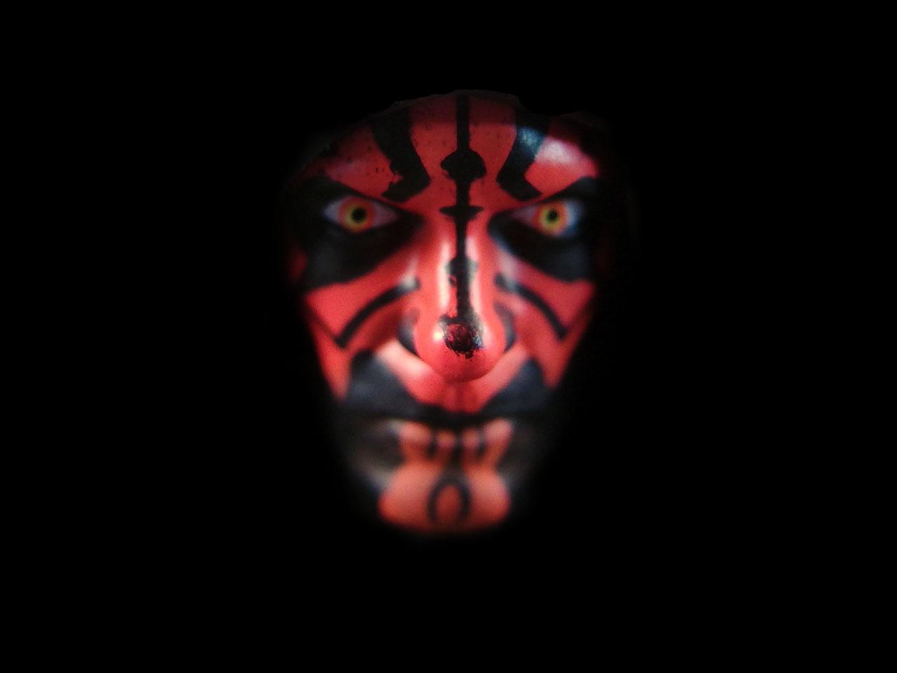 Review > Darth Maul (Star Wars Black 6″, Hasbro)