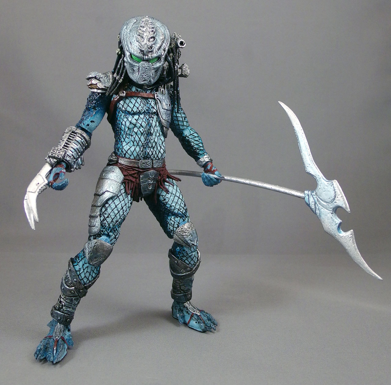 Review > Hive Wars Predator (Predators, NECA) : PoeGhostal com
