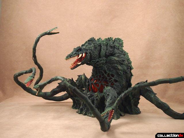 CollectionDX reviews S.H.MonsterArts Biollante