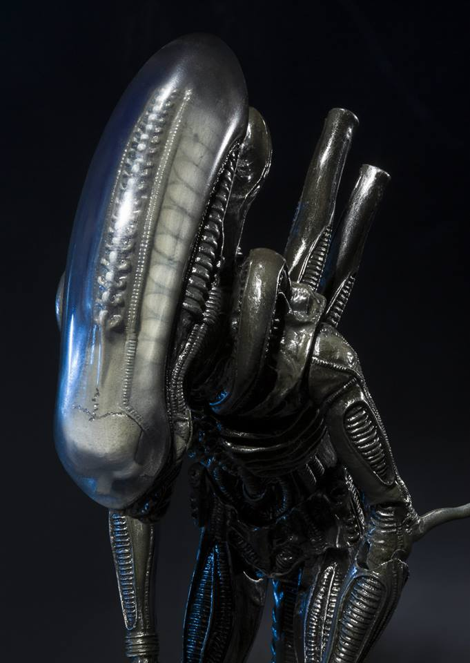 There is now an Alien arms race between NECA and Bandai