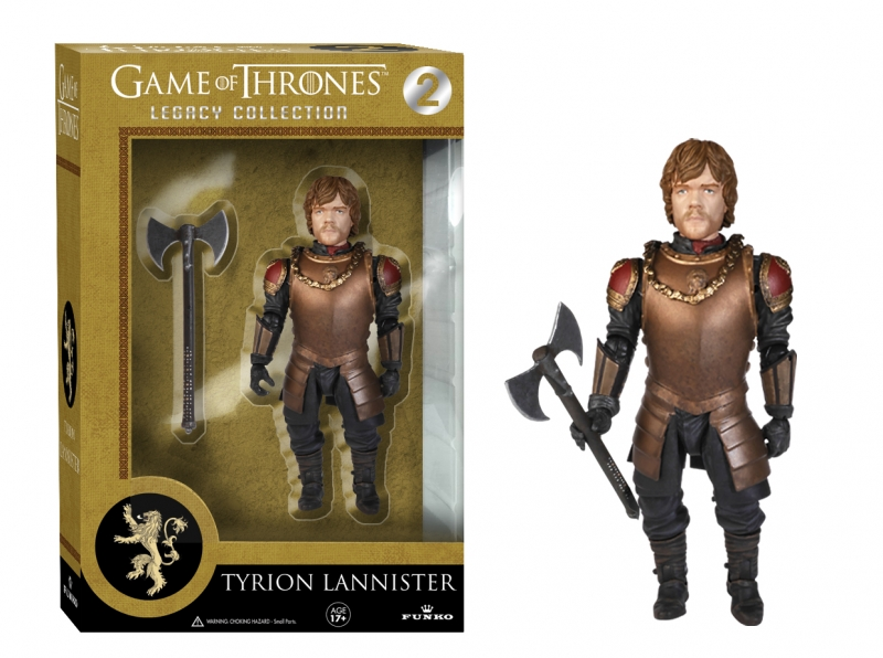 Legacy Collection Game of Thrones Official Pics & Wave 2 Line-up