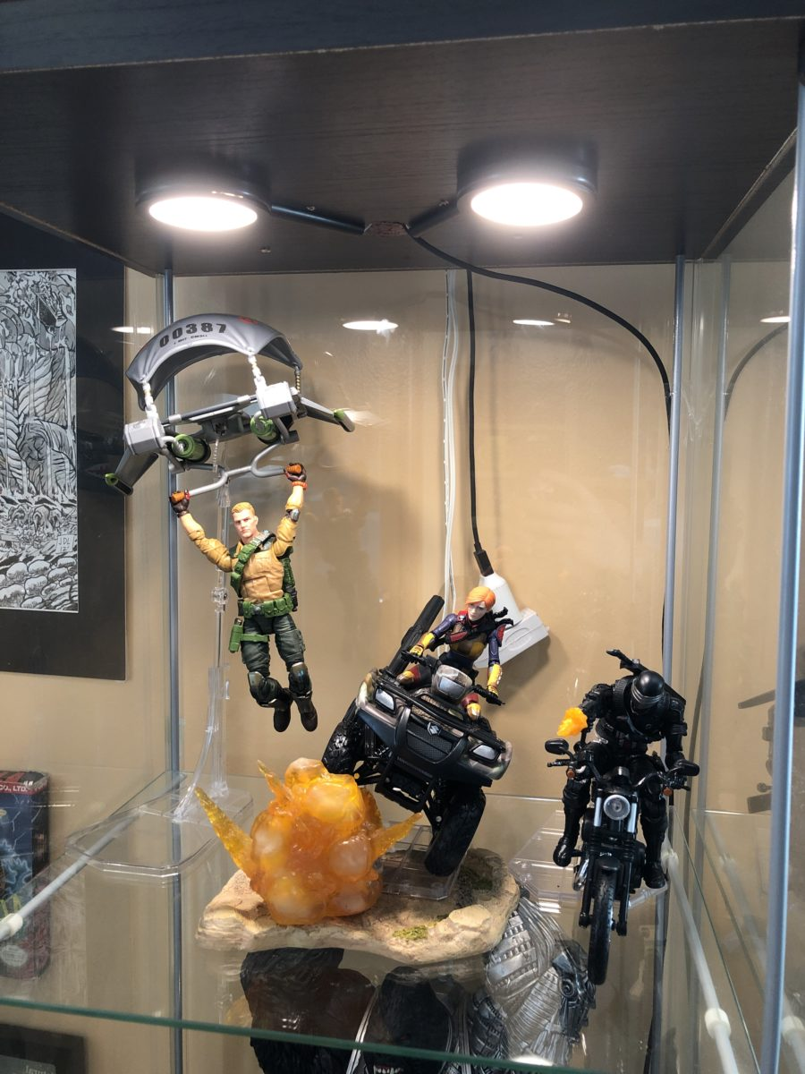 G.I. Joe Classified Diorama